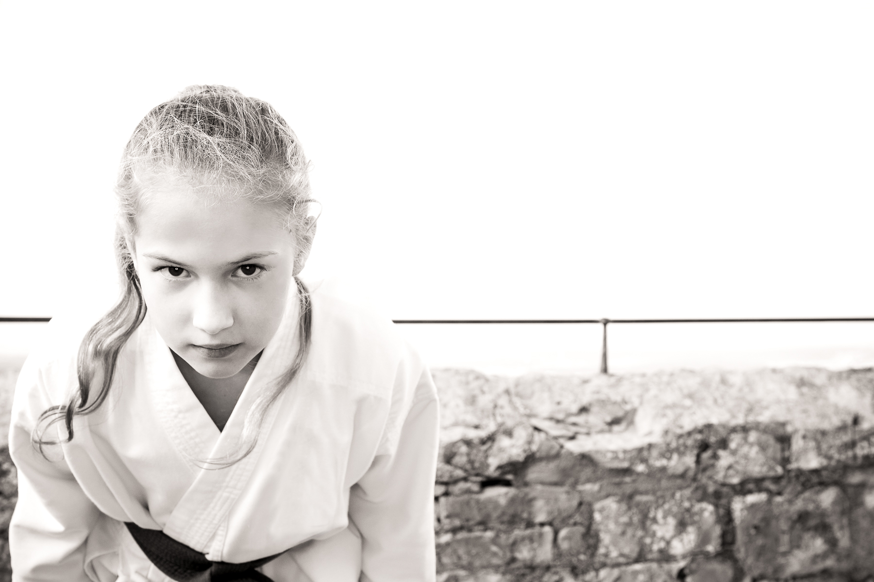 Kurse Karateschule Nürtingen auf Burg Hohen Neuffen