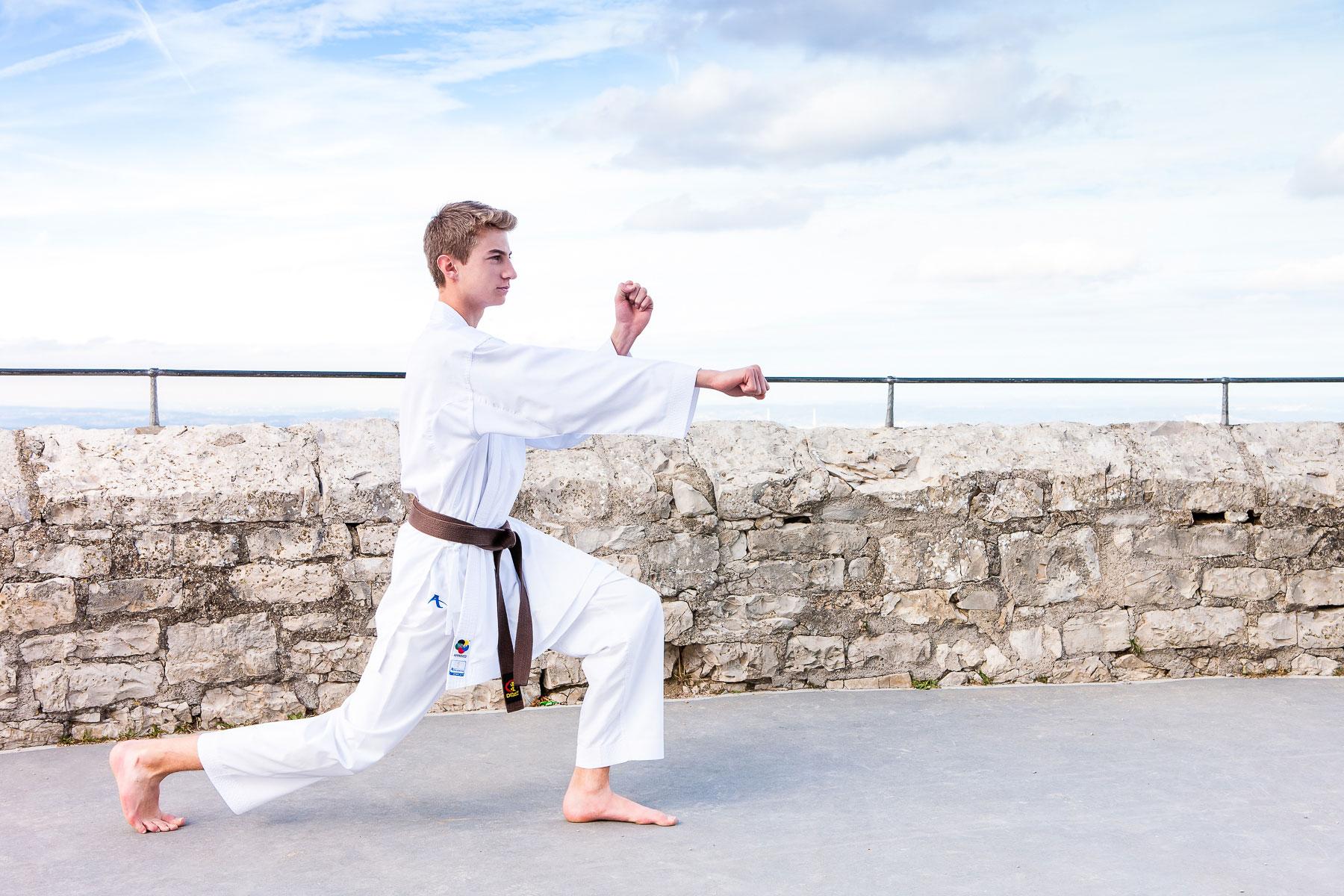 Oliver Heiu Trainer Kampfsportschule Nürtingen
